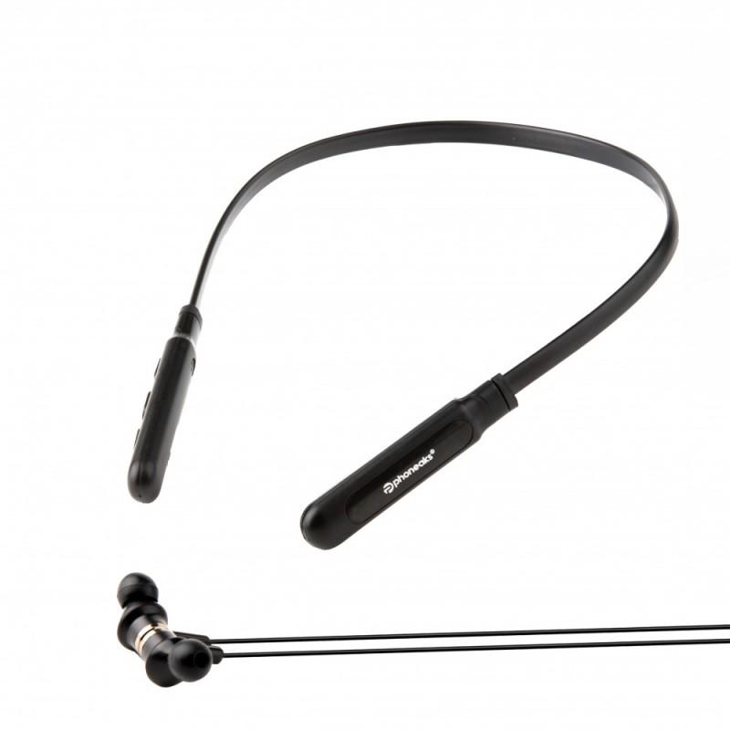 Phoneaks Boyun Tipi  Hafıza Kartı Takılabilir Bluetooth Kulaklık