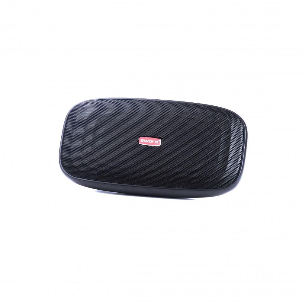 SWORD 5000 mah Powerbank Özellikli Bluetooth Hoparlör Siyah