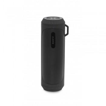 SWORD LED Fenerli Outdoor Bluetooth Hoparlör Black