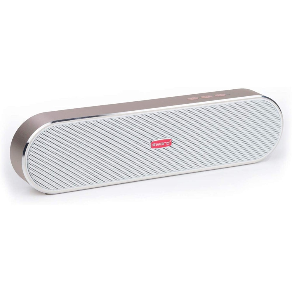 SWORD Özel Tasarım  Bluetooth Hoparlör Gold